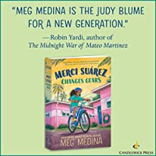 merci suarez;bicycle;family;diverse books;Latinx;middle school;middle grade;florida;making friends