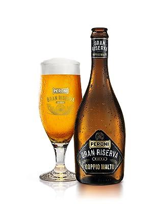 Birra Peroni Gran Riserva Doppio Malto Calice