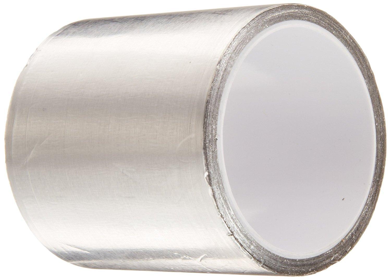 433 3M Foil Tape,1 In x 5 Yd.,Shiny Silver