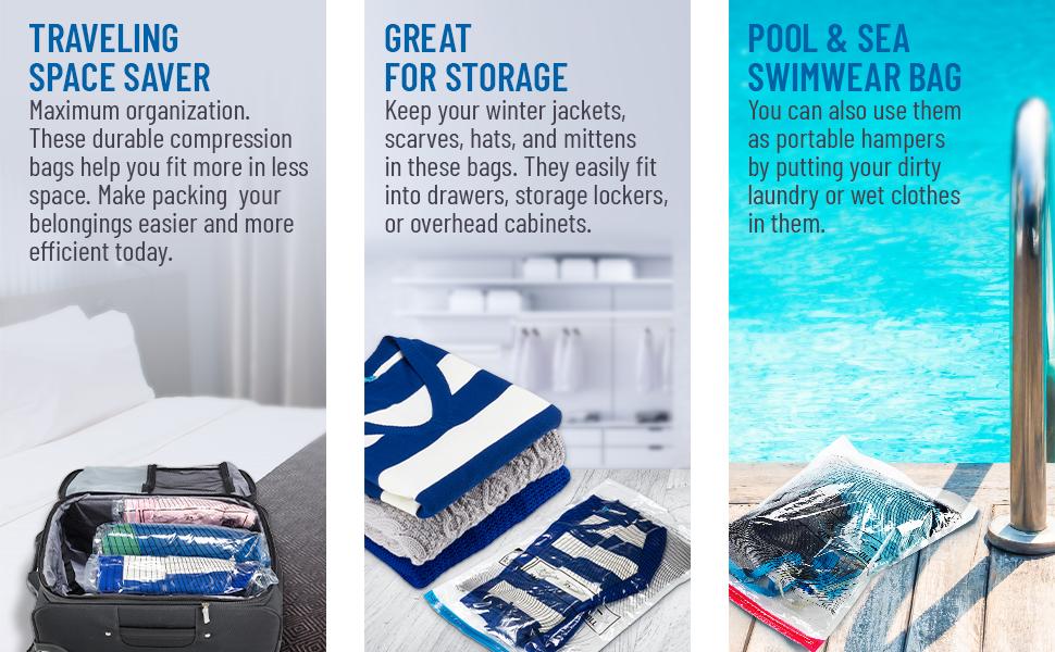 no travel compression bags travel bag roll ziplock bag epack travel bag vacuum travel luggage bags