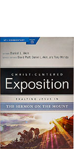 Christ Centered Exposition Sermon on the mount, Sermon on the mount commentary, Understand Matthew