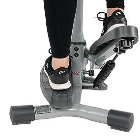Sunny Health & Fitness SF-S0637 Twist-In Stepper Step Machine