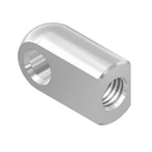 gas spring mounting bracket, gas spring connector, gas spring hinge connector, Bansbach