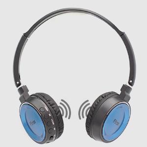 PTron Trips On-Ear Bluetooth Headphones