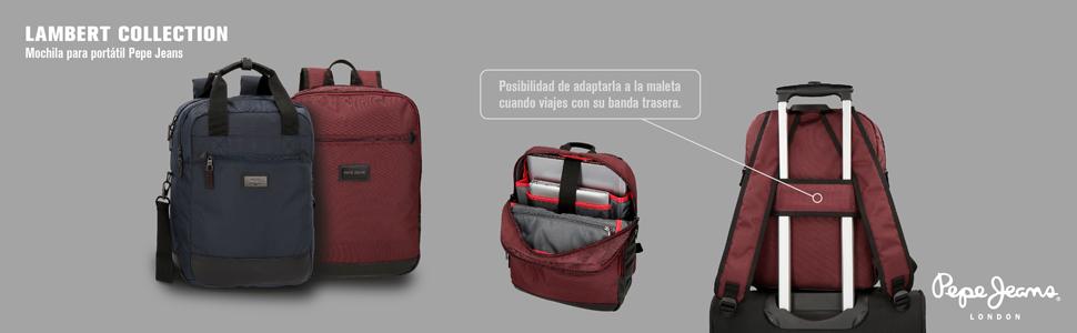 mochila escolar chico