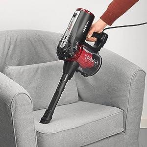 scopa elettrica ariete 2759 aspirabriciole portatile per divani