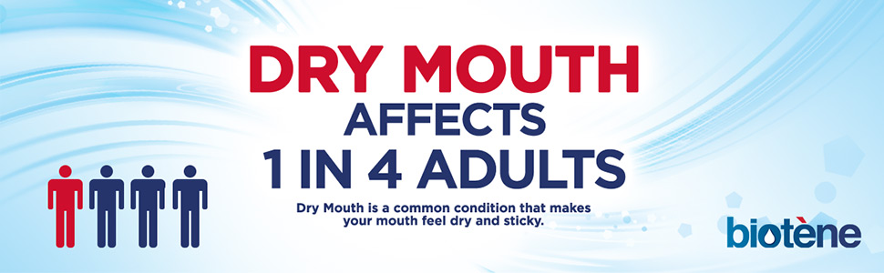 Dry Mouth Affects