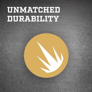 Tracker durability