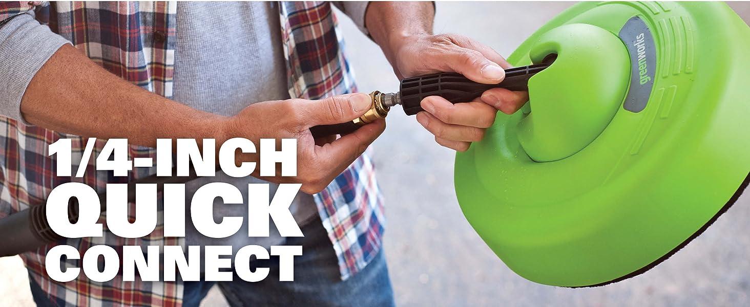 Amazon Com Greenworks Surface Cleaner Universal Pressure