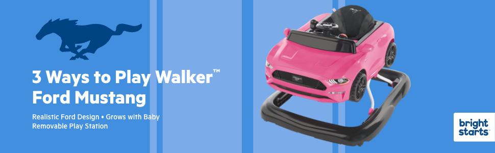 mustang walker