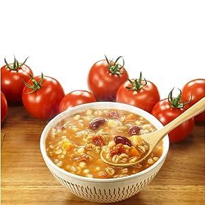 おかゆ トマト