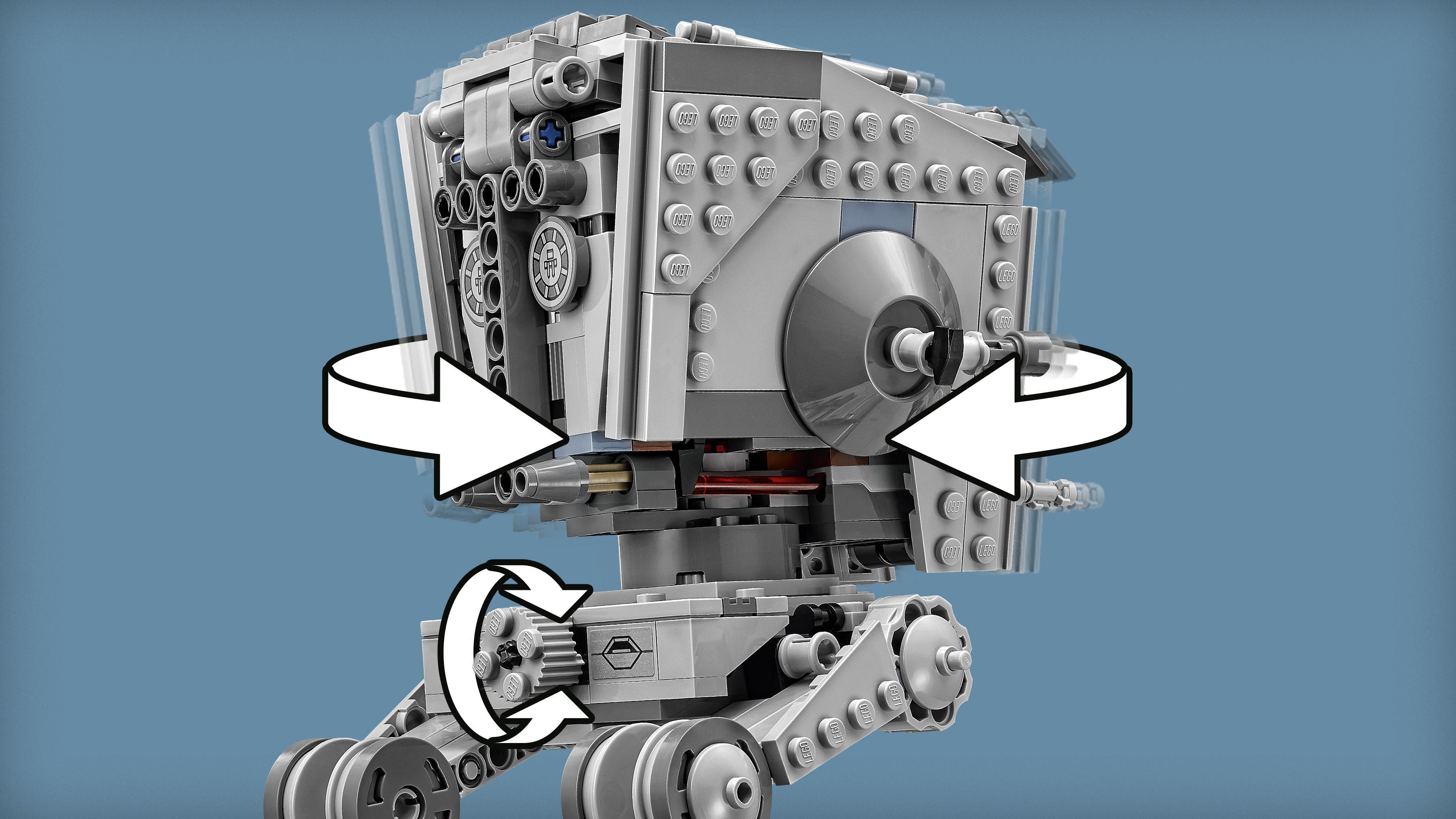 Lego star wars at st walker 75153 toys games - Lego star warse ...