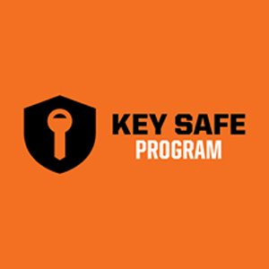 Sleutelveilige Kryptonite abus fiets slot fiets slot slot veiligheid bescherming