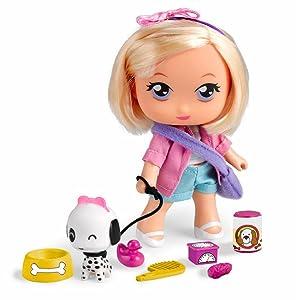 Amazon.es: Barriguitas - Minimuñeca con Mascota, Pack B (Famosa 700014251): Juguetes y juegos
