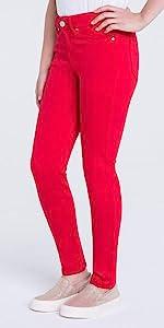 Celebrity Pink Girls Super Soft Color Skinny Jeans