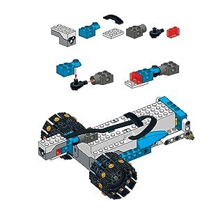 LEGO Mindstorms, diagram, instructions