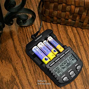 BC700, la crosse technology, battery charger