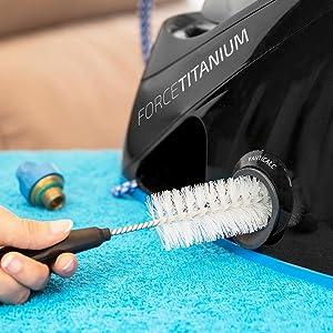 Suela TitaniumSlide y punta de precisión