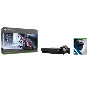 Xbox One X 1TB Console - Star Wars Jedi: Fallen Order Bundle