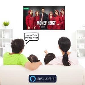 alexa built in tv  alexa tv control smart tv alexa tv stick with voice remote alexa tv turn on
