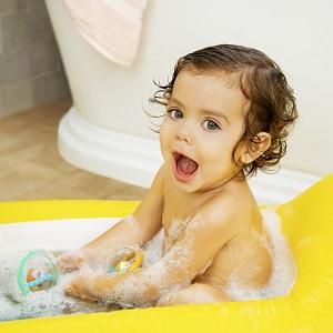bulles de bain flottantes