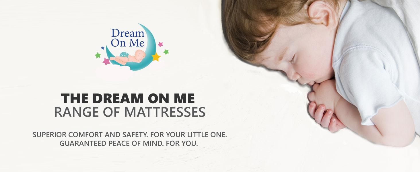 Evolur, Baby mattress, Comfort mattress, baby bedding, toddler bed, toddler mattress, crib mattress