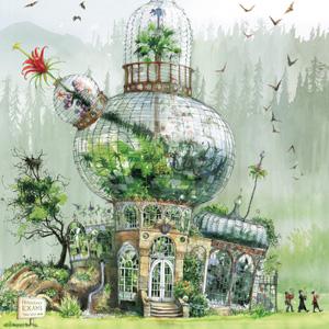 Harry Potter, Prisoner of Azkaban, Greenhouse, Herbology