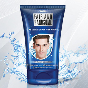 Fair and Handsome Instant Radiance Face Wash 2