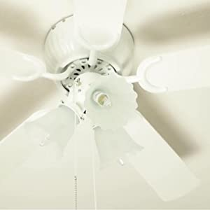 Ventilateur de plafond Kisa extra plat