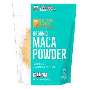 maca powder organic betterbody foods