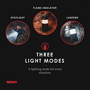 3 Lichtmodi