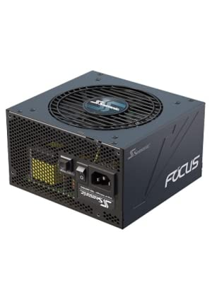 Seasonic Focus Px Fully Modular Pc Power Supply Computers Accessories