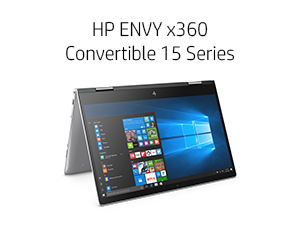 Compare HP x360 Convertible Laptops