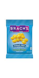 Brach's sugar free lemon