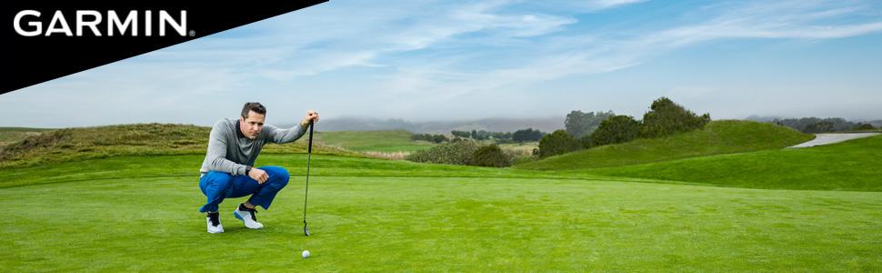 reloj para golf