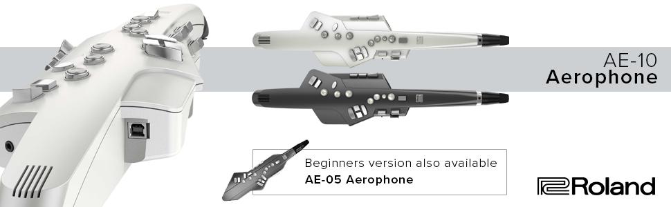 Roland; AE-10; Aerophone; Digital saxophone