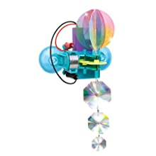 klutz, maker lab, stem, diy rainbow catcher, science, physics
