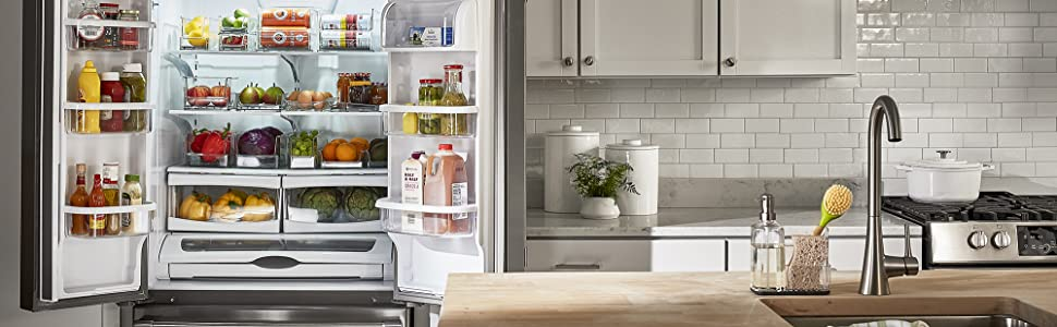 full kitchen storage set