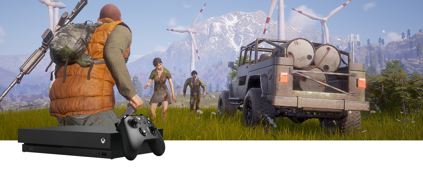 Amazon com: State of Decay 2 - Xbox One: Microsoft