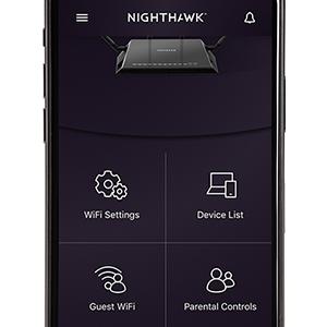 Configurez, contrôlez et surveillez facilement le réseau de votre domicile.