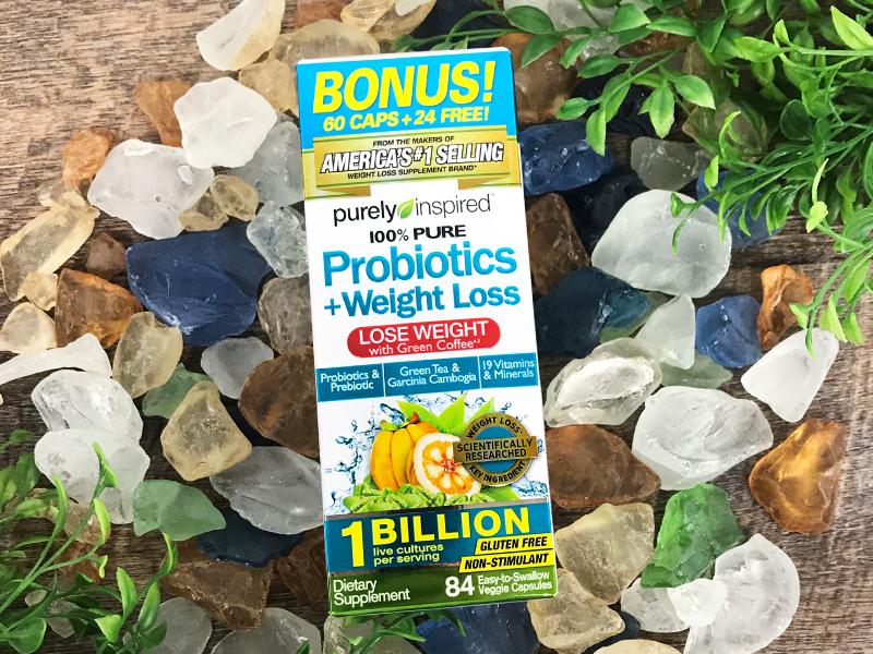 Probiotics + Weight Loss