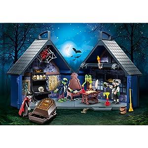 take along haunted house