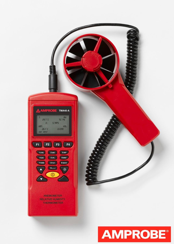 Amprobe TMA40-A Datalogging Anemometer
