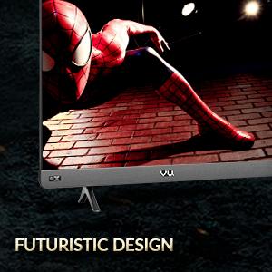 Futuristic Design, Titanium Grey Bezel