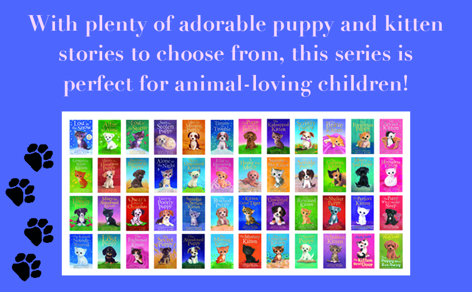 Holly Webb Kitten Books Puppy Books Holly Webb's Animal Stories Animal Books Books about animals