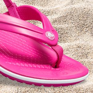 Kids Crocband Sandals