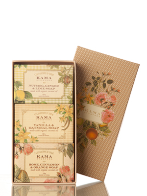 Gift box; natural soap box; gifting; face soap; body soap; Fragrant soap box; Trio soap box