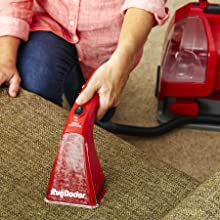 spills, fabric cleaner, breaks up set-in stains, spot clean, proheat, vacuum, couch friendly