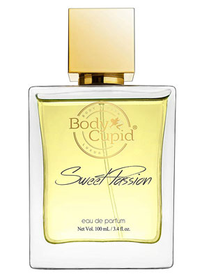 Body Cupid Sweet Passion Perfume for Women - Eau De Parfum - 100 mL