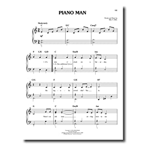 image about All of Me Easy Piano Sheet Music Free Printable identified as To start with 50 Outstanding Tunes Your self Must Enjoy Upon Piano: Hal Leonard